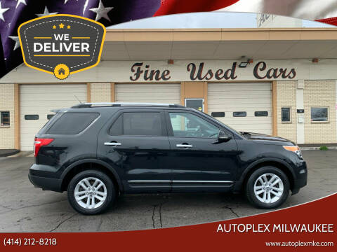 2011 Ford Explorer for sale at Autoplex Milwaukee in Milwaukee WI