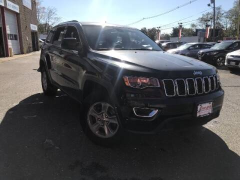 2017 Jeep Grand Cherokee for sale at PAYLESS CAR SALES of South Amboy in South Amboy NJ