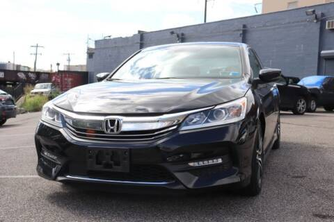 2016 Honda Accord for sale at EZ PASS AUTO SALES LLC in Philadelphia PA