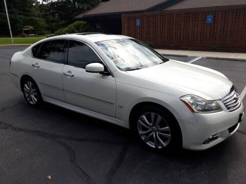 2008 Infiniti M35 for sale at JCW AUTO BROKERS in Douglasville GA