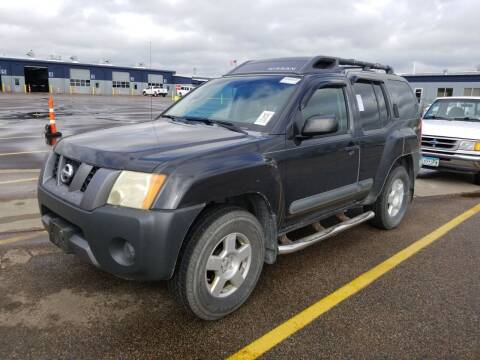 2006 Nissan Xterra for sale at LUXURY IMPORTS AUTO SALES INC in North Branch MN