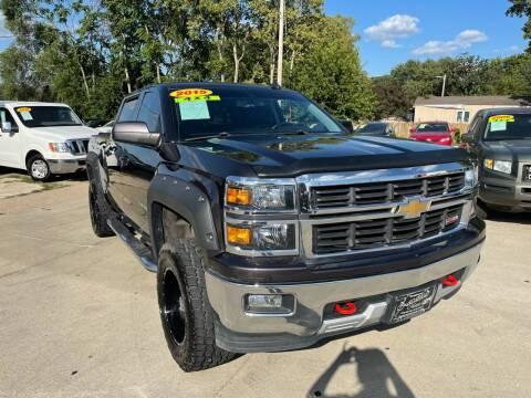 2015 Chevrolet Silverado 1500 for sale at Zacatecas Motors Corp in Des Moines IA