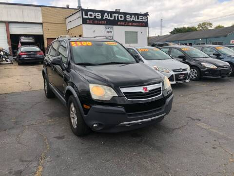 2009 Saturn Vue for sale at Lo's Auto Sales in Cincinnati OH