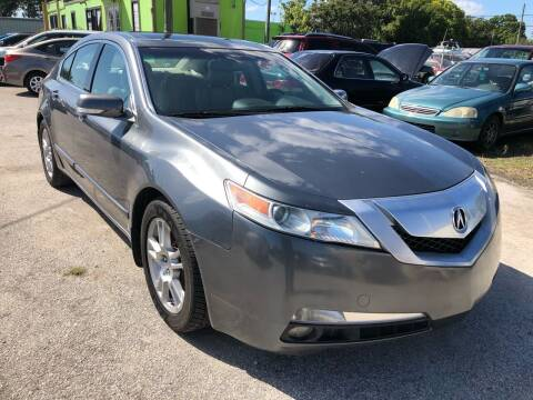 2011 Acura TL for sale at Marvin Motors in Kissimmee FL