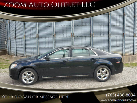 2009 Chevrolet Malibu for sale at Zoom Auto Outlet LLC in Thorntown IN