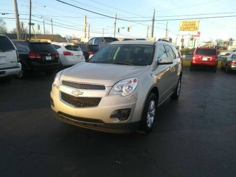 2014 Chevrolet Equinox for sale at Rucker's Auto Sales Inc. in Nashville TN
