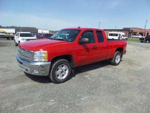 2013 Chevrolet Silverado 1500 for sale at Terrys Auto Sales in Somerset PA