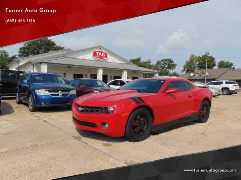 2010 Chevrolet Camaro for sale at Turner Auto Group in Greenwood MS