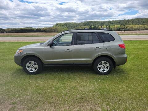2009 Hyundai Santa Fe for sale at SCENIC SALES LLC in Arena WI