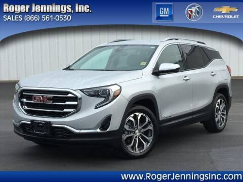 2020 GMC Terrain for sale at ROGER JENNINGS INC in Hillsboro IL