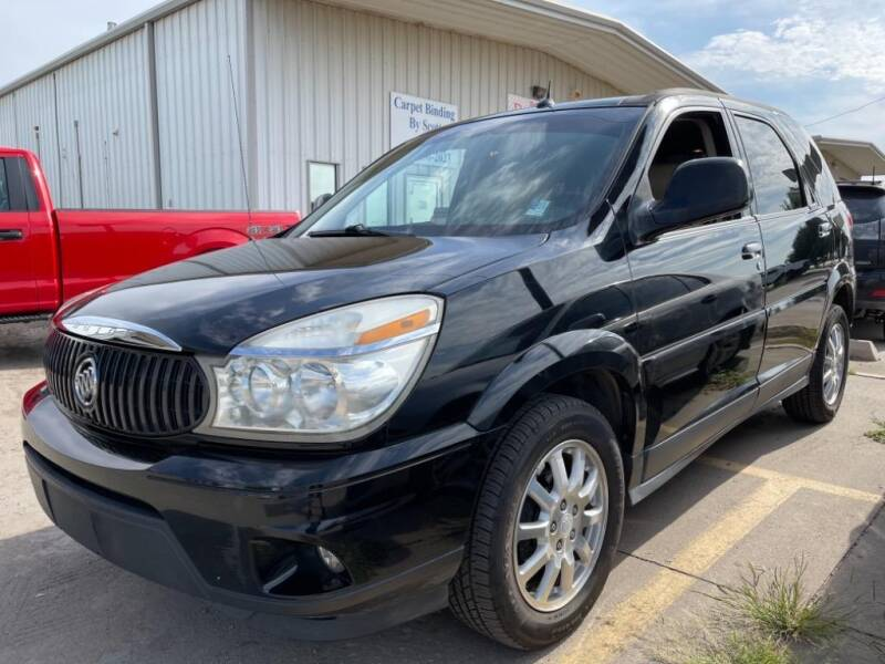 2006 Buick Rendezvous for sale at Lumpy's Auto Sales in Oklahoma City OK
