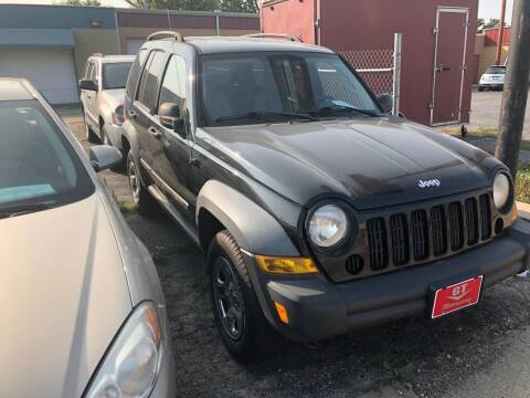 2007 Jeep Liberty for sale at G T Motorsports in Racine WI