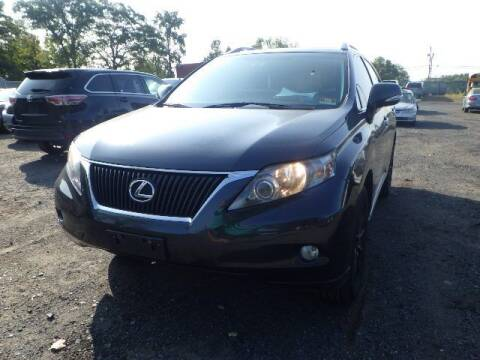 2010 Lexus RX 350 for sale at Shah Motors LLC in Paterson NJ