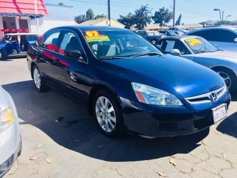 2007 Honda Accord for sale at Auto Max of Ventura in Ventura CA