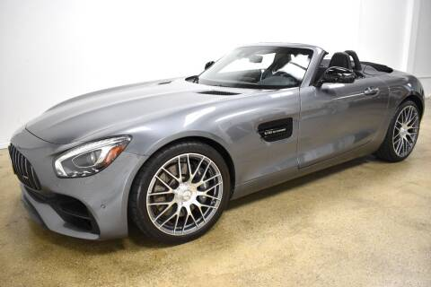 2018 Mercedes-Benz AMG GT for sale at Thoroughbred Motors in Wellington FL