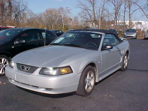 2004 Ford Mustang for sale at Bates Auto & Truck Center in Zanesville OH