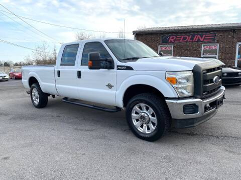 2011 Ford F-350 Super Duty for sale at Redline Motorplex,LLC in Gallatin TN