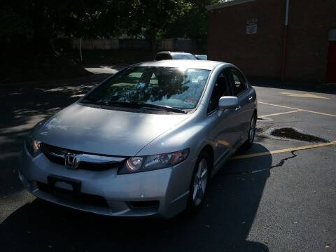 2009 Honda Civic for sale at Drive Deleon in Yonkers NY