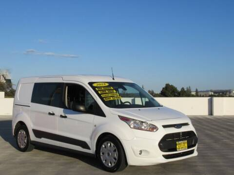2018 Ford Transit Connect Cargo for sale at Direct Buy Motor in San Jose CA