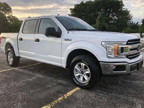 2018 Ford F-150 for sale at Guru Auto Sales in Miramar FL