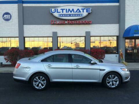 2011 Ford Taurus for sale at Ultimate Auto Deals DBA Hernandez Auto Connection in Fort Wayne IN