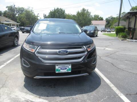 2016 Ford Edge for sale at Maluda Auto Sales in Valdosta GA