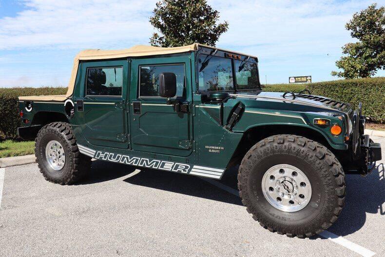1997 AM General Hummer for sale in Sarasota, FL