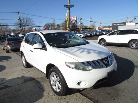 2009 Nissan Murano for sale at K & S Motors Corp in Linden NJ