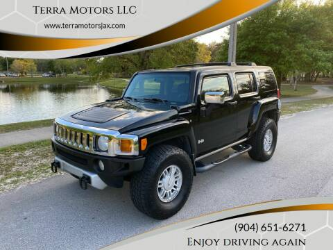 2008 HUMMER H3 for sale at Terra Motors LLC in Jacksonville FL