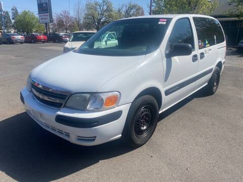 2004 Chevrolet Venture for sale at Blue Line Auto Group in Portland OR