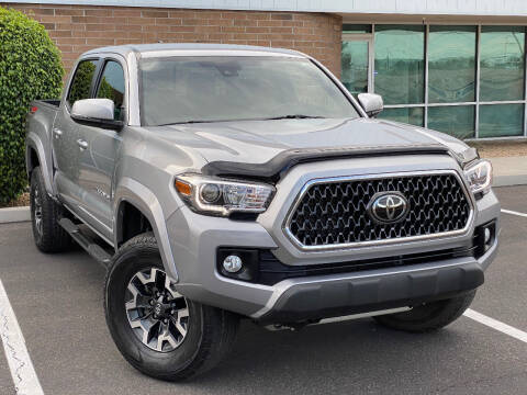 2018 Toyota Tacoma for sale at AKOI Motors in Tempe AZ