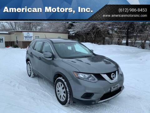 2016 Nissan Rogue for sale at American Motors, Inc. in Farmington MN