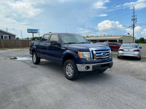 2012 Ford F-150 for sale at Lucky Motors in Panama City FL