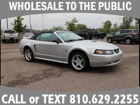 1999 Ford Mustang for sale at Lasco of Grand Blanc in Grand Blanc MI