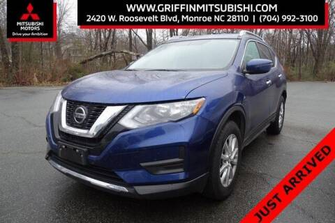 2018 Nissan Rogue for sale at Griffin Mitsubishi in Monroe NC