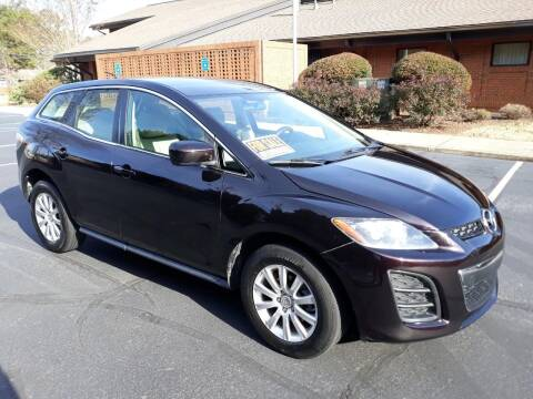 2011 Mazda CX-7 for sale at JCW AUTO BROKERS in Douglasville GA