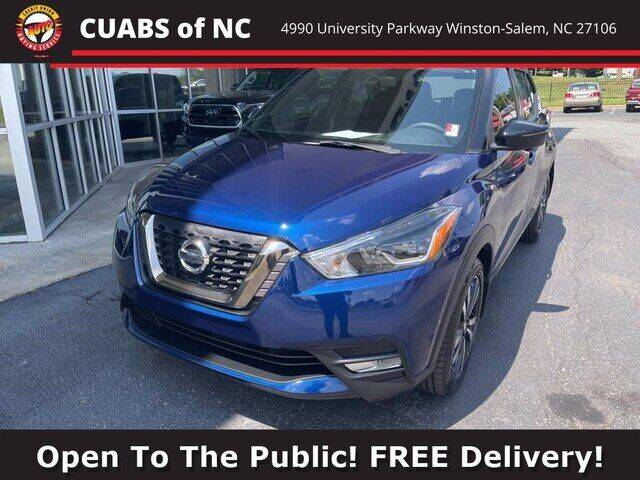 2019 Nissan Kicks for sale at Summit Credit Union Auto Buying Service in Winston Salem NC