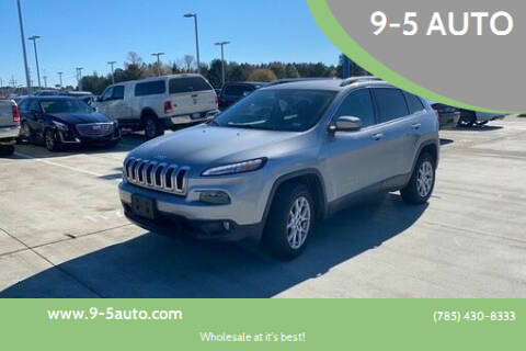 2014 Jeep Cherokee for sale at 9-5 AUTO in Topeka KS