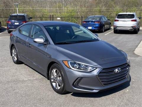 2018 Hyundai Elantra for sale at CU Carfinders in Norcross GA
