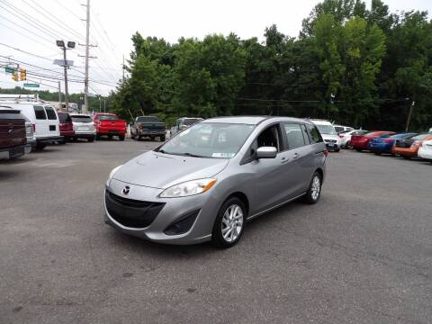 2012 Mazda MAZDA5 for sale at United Auto Land in Woodbury NJ