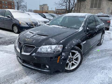 2008 Pontiac G8 for sale at Your Car Source in Kenosha WI