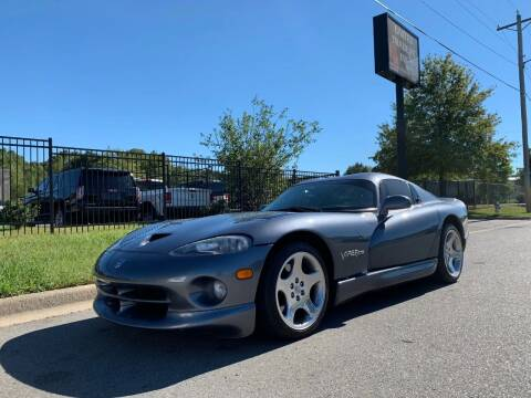 2000 Dodge Viper for sale at United Traders Inc. in North Little Rock AR
