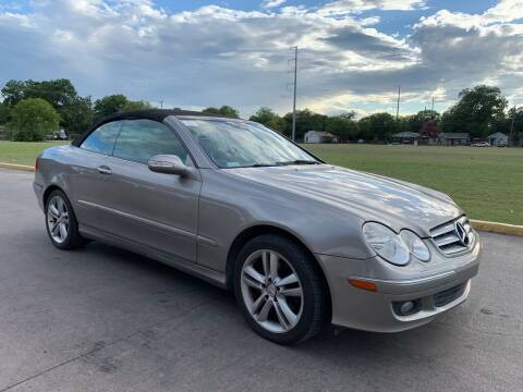 2006 Mercedes-Benz CLK for sale at C.J. AUTO SALES llc. in San Antonio TX