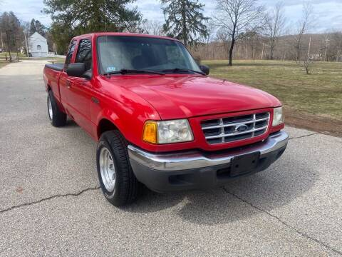 2002 Ford Ranger for sale at 100% Auto Wholesalers in Attleboro MA