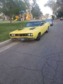 1969 Dodge Super Bee for sale at Classic Car Deals in Cadillac MI