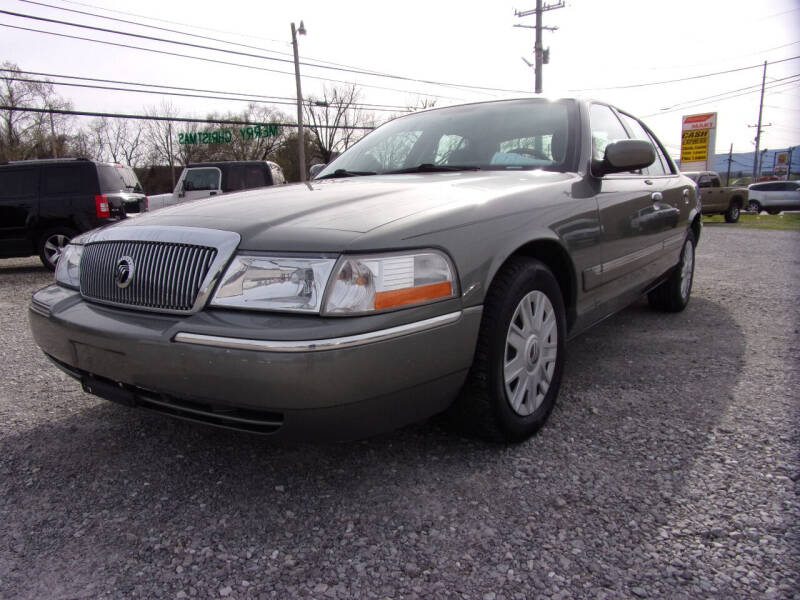2004 Mercury Grand Marquis for sale at RAY'S AUTO SALES INC in Jacksboro TN