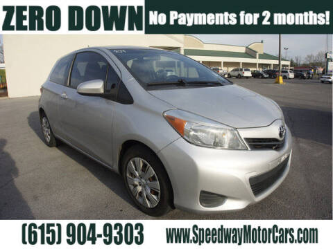 2014 Toyota Yaris for sale at Speedway Motors in Murfreesboro TN
