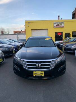 2010 Honda Accord Crosstour for sale at Hartford Auto Center in Hartford CT