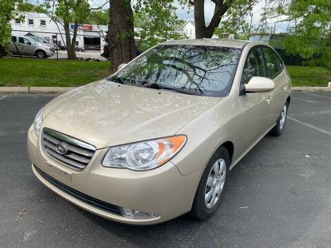 2009 Hyundai Elantra for sale at Car Plus Auto Sales in Glenolden PA