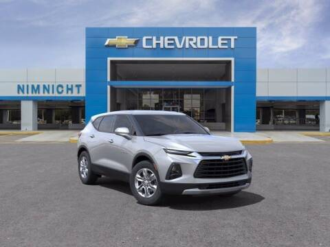 2021 Chevrolet Blazer for sale at WinWithCraig.com in Jacksonville FL